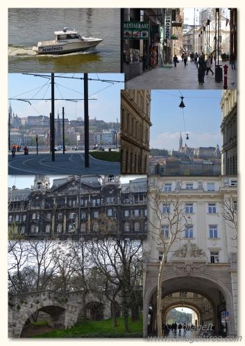 Ulice Budapesztu