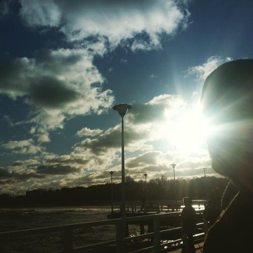 To był chyba najpiękniejszy styczniowy dzień :)