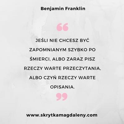 Benjamin Franklin2bold